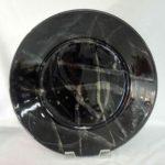 10C Felipe Moldinado Black Modern Platter