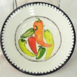 12C Avril Dobousek Pepper Platter