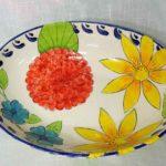 12F Judi Thompson Bowl Full of Flowers