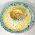 14A Susan Shipman Confetti Chip and Dip Set