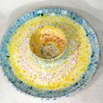 14A Susan Shipman Confetti Chip and Dip Set