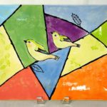 14E Magrid Kaylan Twin Birds
