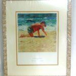15C Print by Michael Halligan At the Seaside IV