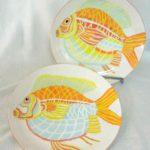 15D Michaela Castaldi Twin Tropical Fish
