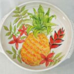 16B Judi Nicholson Pineapple Bowl