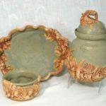 17B Charleston Pottery