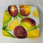 21A Donna Torrance Mango Platter