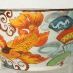 22C Tiffany Lusk Asian Bowls side view