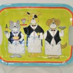 2B Kathy Anderson, Canine Servers Platter
