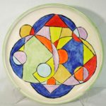 4D Linda Simon, Abstract Geometrics