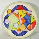 4D Linda Simon, Abstract Geometrics