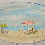 5B Tina Harris Beach Umbrellas