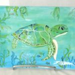 6F Dawn Gibson Sea Turtle