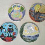7G Jackie Uthus Iconic Artist Bowls